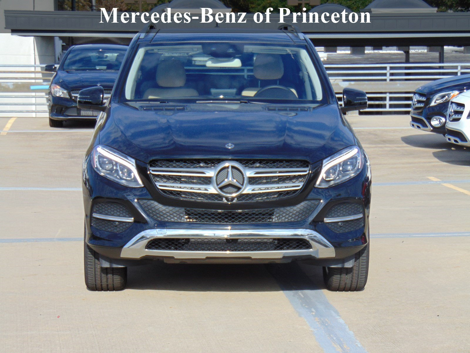 New 2019 Mercedes Benz GLE GLE 400 4MATIC Sport Utility in Lawrence