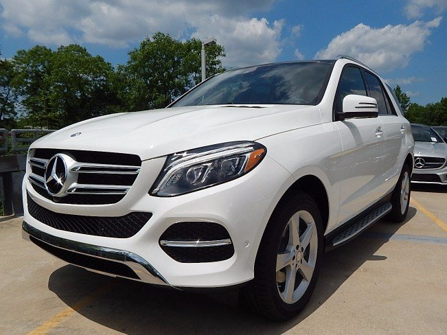 New 2016 mercedes benz gle gle350 4matic suv in for Mercedes benz princeton