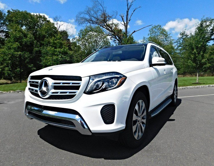 new 2017 mercedes benz gls gls450 4matic suv in