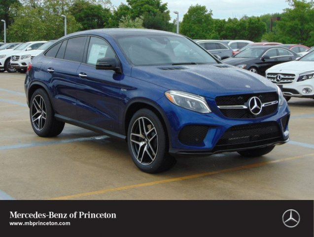 New 2019 Mercedes-Benz GLE AMG® GLE 43 Coupe 4MATIC®