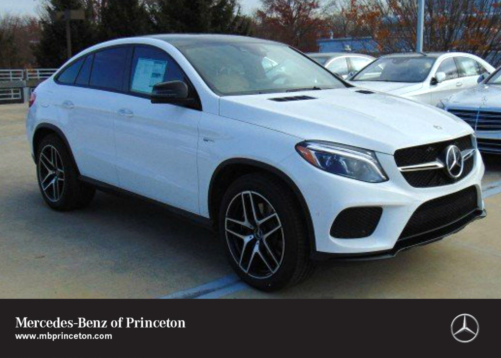 New 2019 Mercedes Benz Gle Amg Gle 43 Coupe Coupe In Lawrence