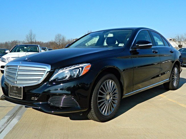 Pre owned 2015 mercedes benz c class c300 luxury 4matic for 2015 mercedes benz c300 4matic