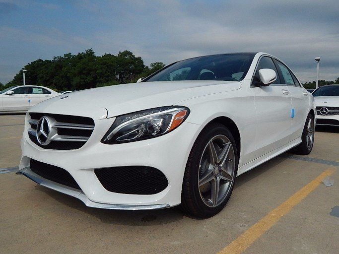 New 2016 mercedes benz c class c 300 sport sedan in for Mercedes benz c300 sport 4matic