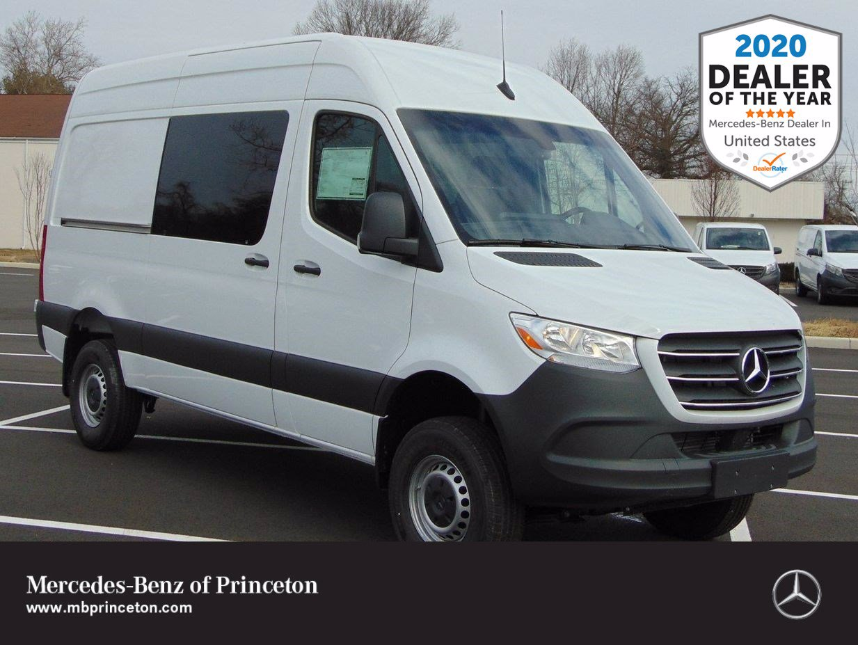 New 2019 Mercedes-Benz Sprinter Crew Van 2500
