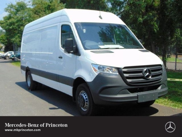 New 2019 Mercedes-Benz Sprinter Crew Van 4500