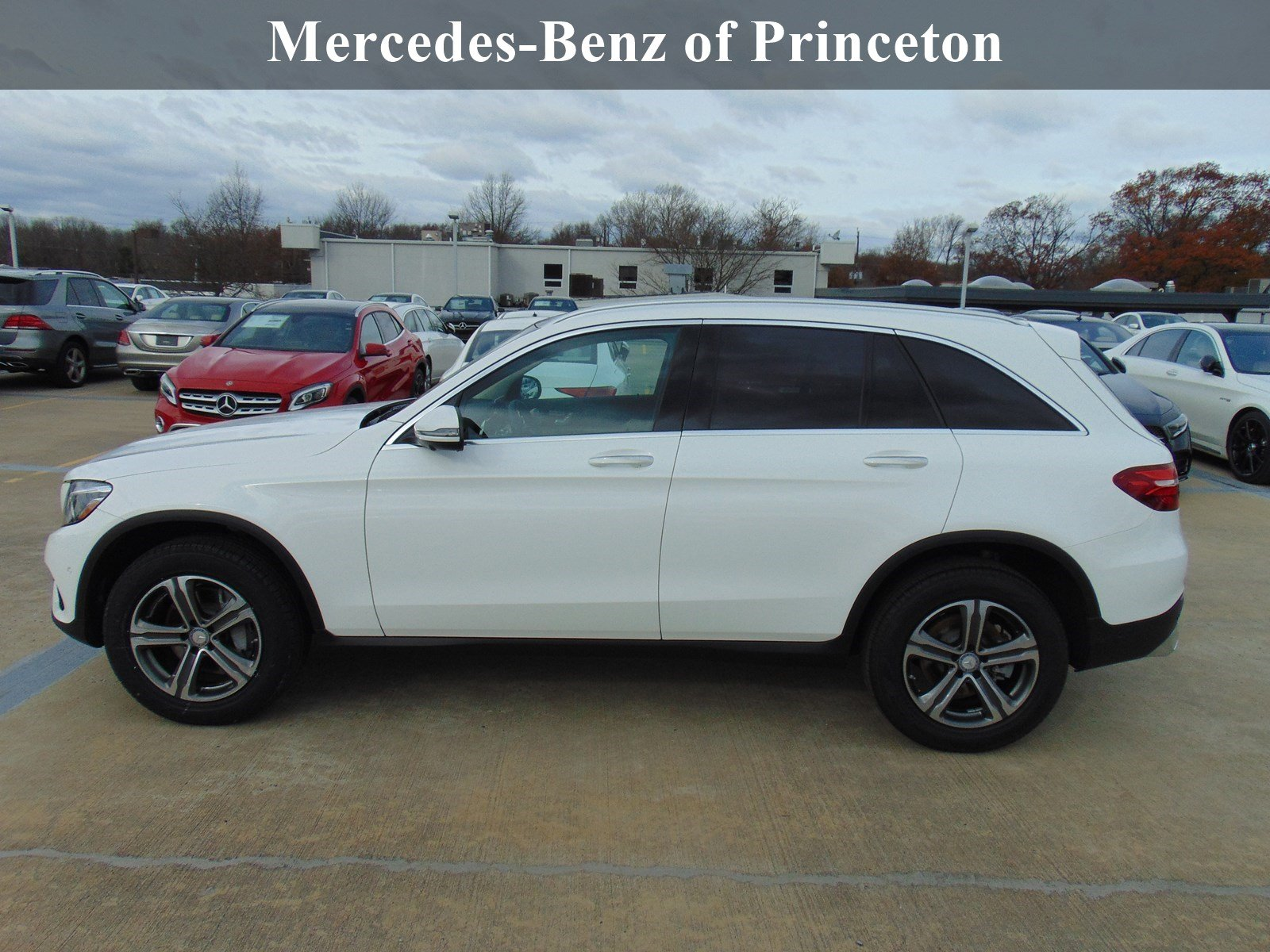 Certified Pre Owned 2017 Mercedes Benz GLC GLC 300 SUV in Lawrence