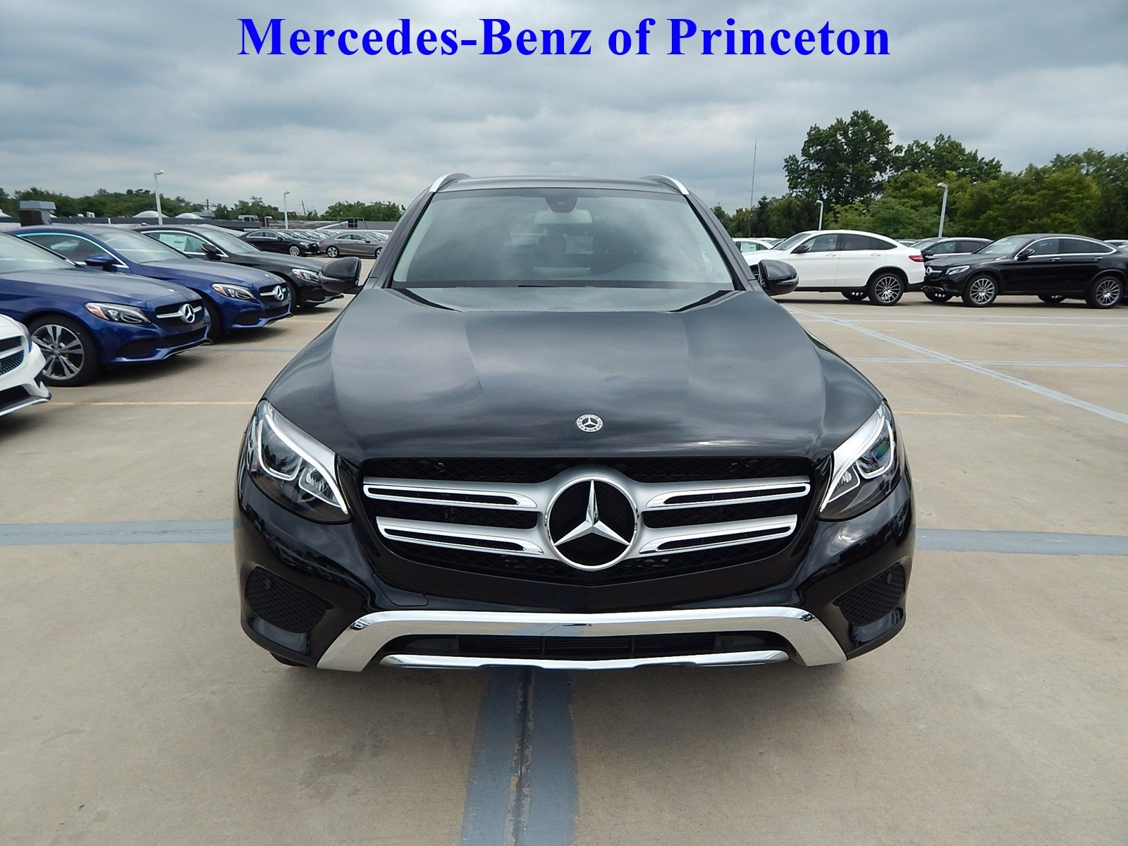 New 2018 mercedes benz glc glc 300 suv in lawrenceville for Mercedes benz princeton