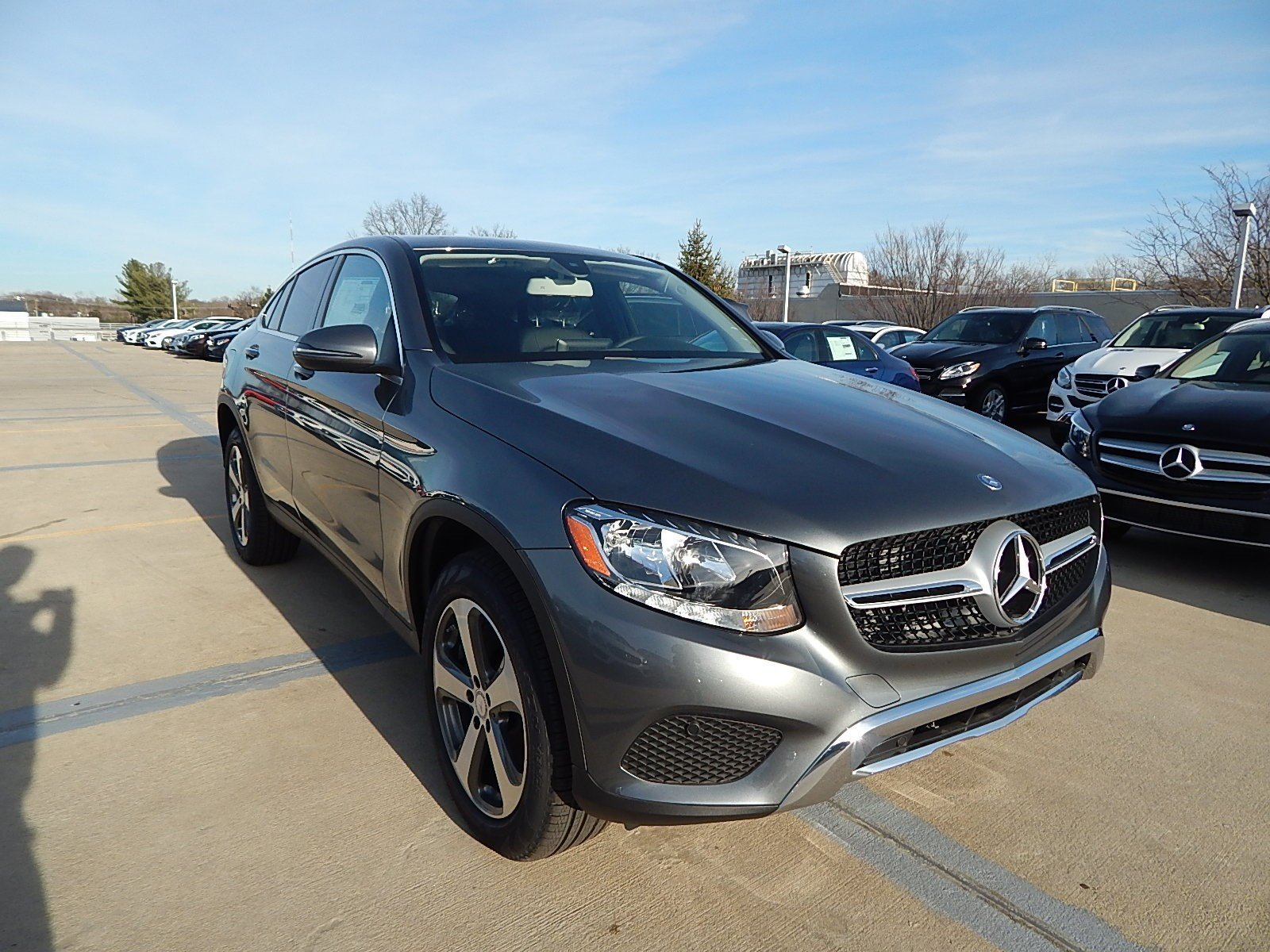 Princeton Mercedes Benz New 2017 Mercedes Benz Glc