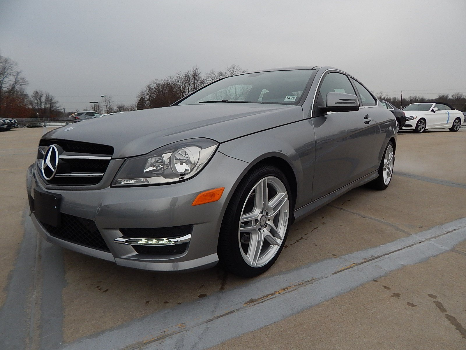 Certified pre owned 2014 mercedes benz c class c250 coupe - Mercedes c class coupe 2014 ...