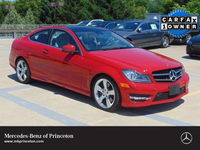 Certified Pre-Owned 2015 Mercedes-Benz C-Class C 350 Coupe 4MATIC®