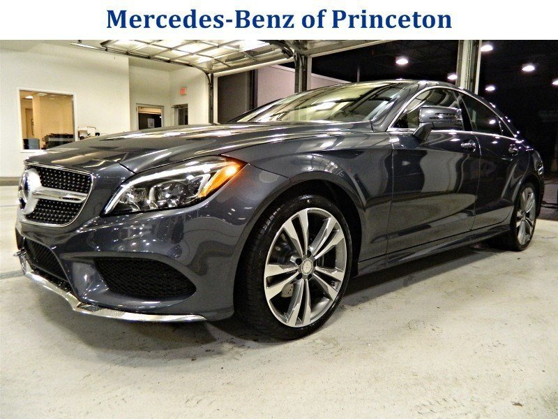 Pre owned 2015 mercedes benz cls cls 400 coupe in for Mercedes benz buckhead preowned