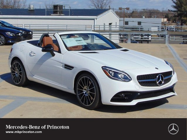 New 2019 Mercedes-Benz SLC 300