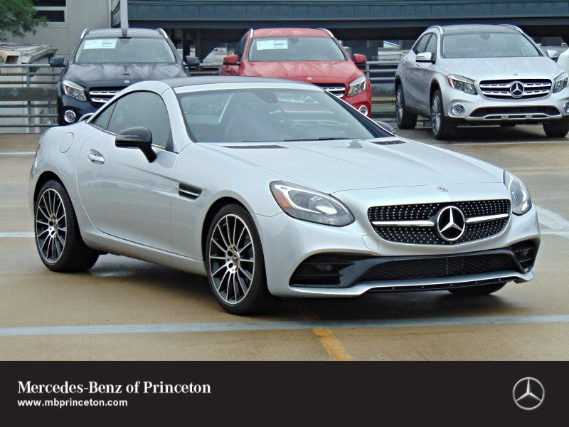 Mercedes Slc 2019 >> New 2019 Mercedes Benz Slc Slc 300 Roadster In Lawrence Township