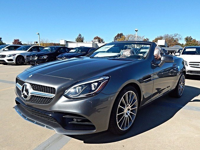 New 2017 mercedes benz slc slc300 roadster in for Mercedes benz princeton