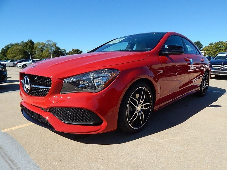 New 2017 mercedes benz cla cla250 4matic coupe in for Mercedes benz cla250 4matic
