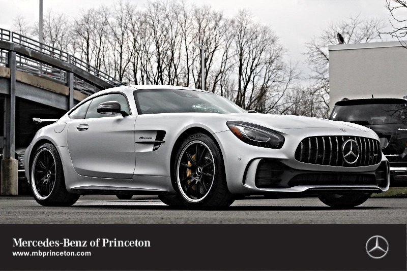 New 2018 Mercedes-Benz GT AMG® GT R