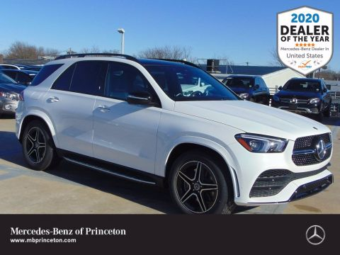 New 2020 Mercedes-Benz GLE GLE 580 4MATIC®