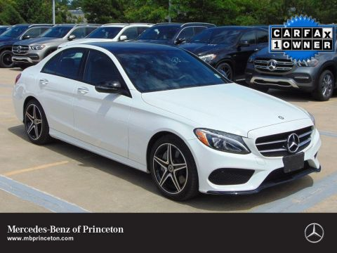 Certified Pre-Owned 2016 Mercedes-Benz C-Class C 300 Sport