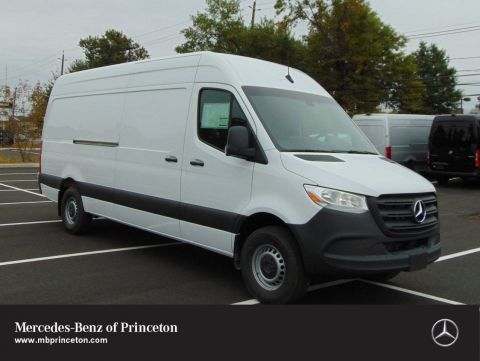 New 2019 Mercedes-Benz Sprinter Cargo Van 2500