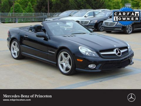 Pre-Owned 2012 Mercedes-Benz SL-Class SL 550