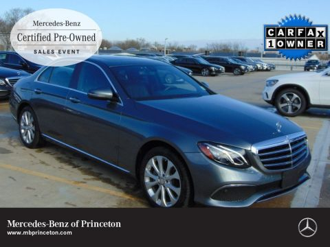 Certified Pre-Owned 2017 Mercedes-Benz E-Class E 300 Luxury 4MATIC®