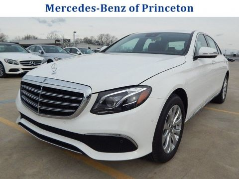 New 2018 Mercedes-Benz E 300 Luxury 4MATIC® AWD